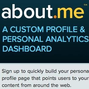 自己紹介ページを作るなら「About.me」が最も簡単!って言うから作ってみた