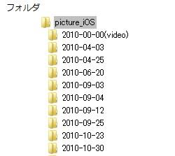 d8c48b0baba3caf4d0c0dd53c525be2a カメラロールに画像が溜まりすぎて困っている人のためのiPhone写真整理術(Windowsユーザー向け)
