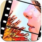 リアルタイムにイラスト加工してくれるのが面白い!iPhoneアプリ『ToonCamera』
