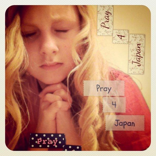 『#prayforjapan』皆さんに祈りは届きましたか?世界中から日本を応援する画像が届いています。