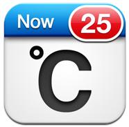 iPhoneのホーム画面に気温などの情報をバッジ表示してくれる便利なアプリ10個