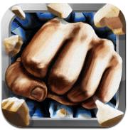 iPhoneのカメラに写ったものをフルボッコ!『AR Fighter』で潰れたトマトみてーにしてくれんぞ?