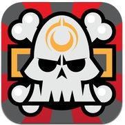 敵キャラになって主人公を落とせ!BGMは丸パクリだけどイイ意味で新感覚のシューティングゲーム『帝国の逆シュー』