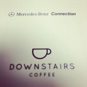 おいしいメルセデスのお店でノマドできますよ | DOWNSTAIRS COFFEE
