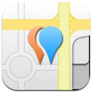 ノマドな人にオススメ!MyMap+でiPhoneからノマドカフェマップを見れるようにしたら便利でした。