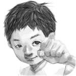 明日は3.11。震災後に井上雄彦氏がTwitterで公開した「Smile」イラストのアプリが登場