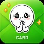 LINEユーザー必見!超かわいいLINE公式グリーティングカードアプリ「LINE Card」が登場