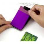 買ってよかった!スマートフォンに簡単に貼れるポケットシール「Sinji Pouch」