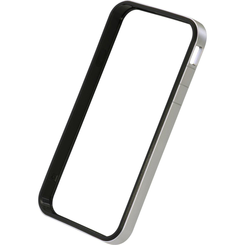ちょっとお洒落!話題の「フラットバンパーセット for iPhone4/4S」を買ってみた!