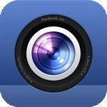 Facebookユーザー必携の公式カメラアプリ「FacebookCamera」がリリースされたから使ってみた!※日本語版はまだ。