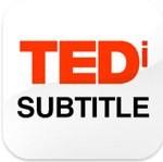 TEDトークは事前にダウンロードしておけば、いつでもiPhoneでを見られます! | TEDiSUB