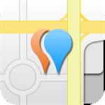 今だけ無料!ノマドワーカー推奨マップアプリ「MyMap+」