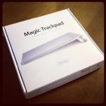 トラックパッドはマウスを超えられないという話。MagicTrackpadの使用感。