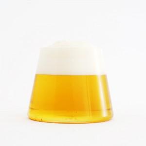 ビールの楽しみをワンランク上げるビール専用グラス | 富士山グラス