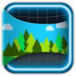 超簡単に360度パノラマ撮影ができるiPhoneアプリ「360 Panorama」が今週の無料Appに登場。