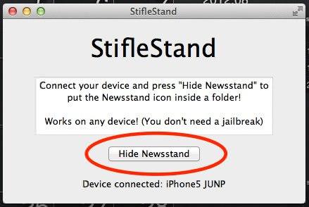 StifleStand 3
