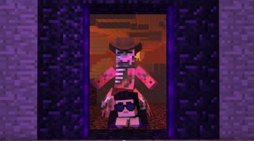 Gangnamstyle minecraft 8
