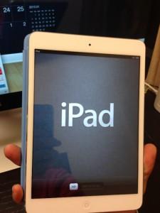 これは買ってよかった!iPad mini はそう思えるタブレットです。