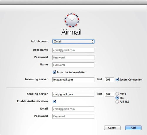 AirMail 2
