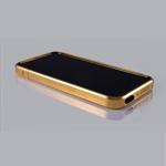 iPhone5を守る最も高価な金のバンパーお値段約100万円