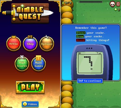 Nimble Quest 1