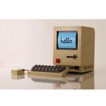 初代Macintoshをレゴで再現するとこうなるって動画