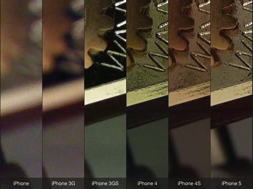 IPhone camera 3