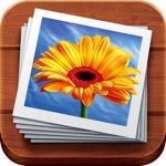 iOS 7 の写真アプリのような使い勝手の写真管理アプリ「Photoful」