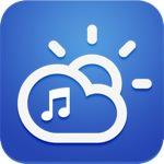 天気に合わせてプレイリストを作成してくれる新感覚の無料アプリ「Weatherfy」