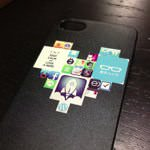 CasetagramでオリジナルのiPhoneケースを作ったら予想外のクオリティで大満足!