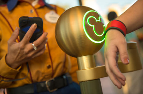 Disney magicband 1