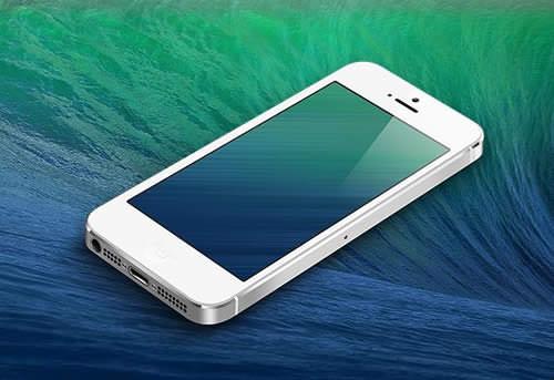 Iphone5s maverick wallpaper