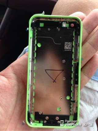 Iphone lite backshell 2