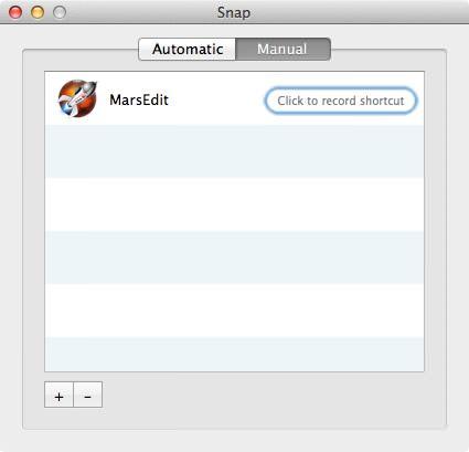 Macapp snap 3
