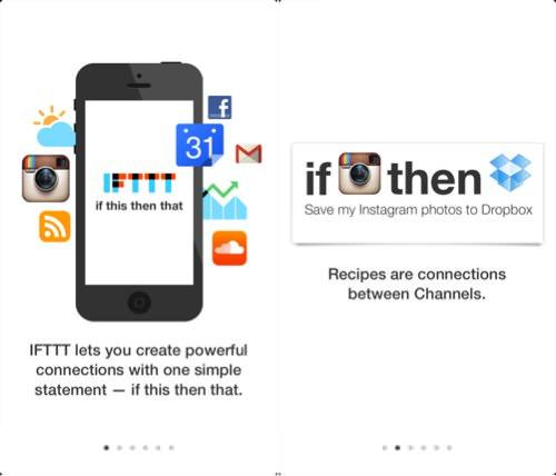 Ifttt app 1
