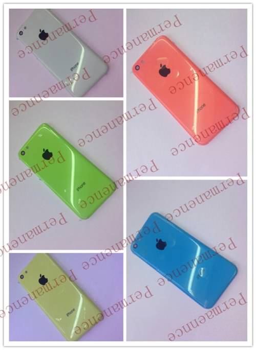Iphone plastic shells