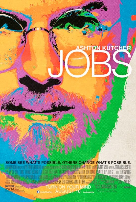 Movie steve jobs poster