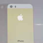 iPhone5S(シャンパンゴールド)とiPhone5Cの全カラーの画像が流出