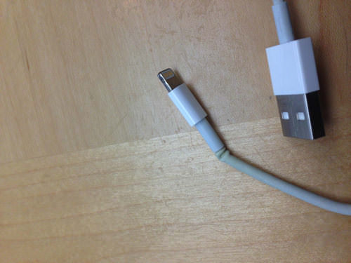 Iphone5 cable exchange 1