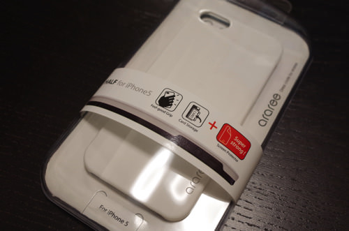 Iphoneaccessory half for iphone5 1