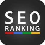 Google検索のキーワード順位の変動をチェックできるiPhoneアプリ「SEO Search Ranking」