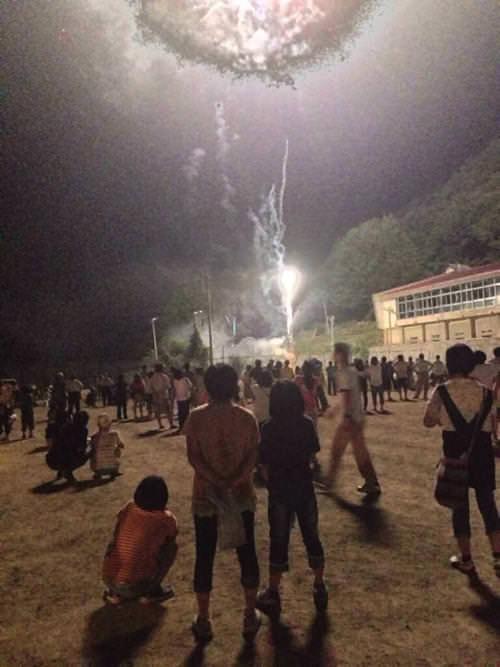 Twitter fireworks