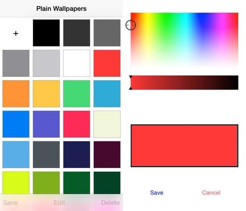Plain Wallpapers 1