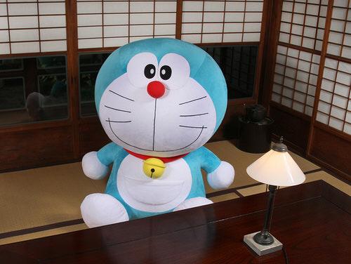 Doraemon real scale 1