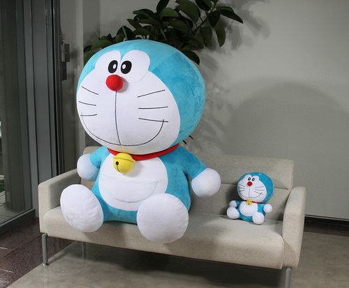 Doraemon real scale 2