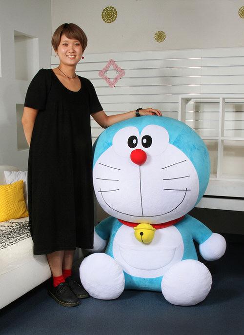 Doraemon real scale 3