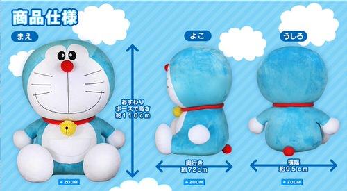 Doraemon real scale 4