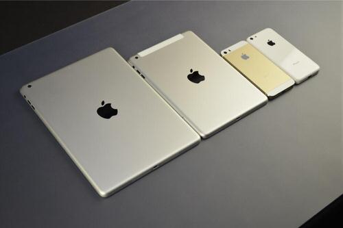 Ios device comparison 1