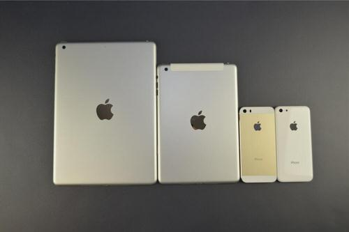Ios device comparison 3