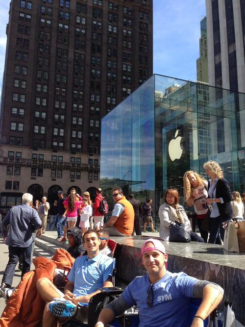 Iphone5s apple store fifth avenue 1